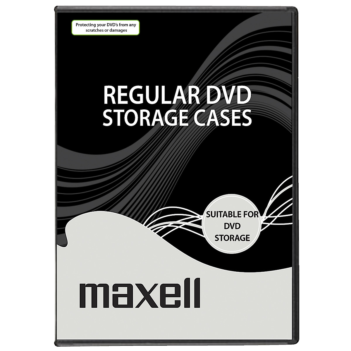 Maxell DVD-futteral 10 stk/pk