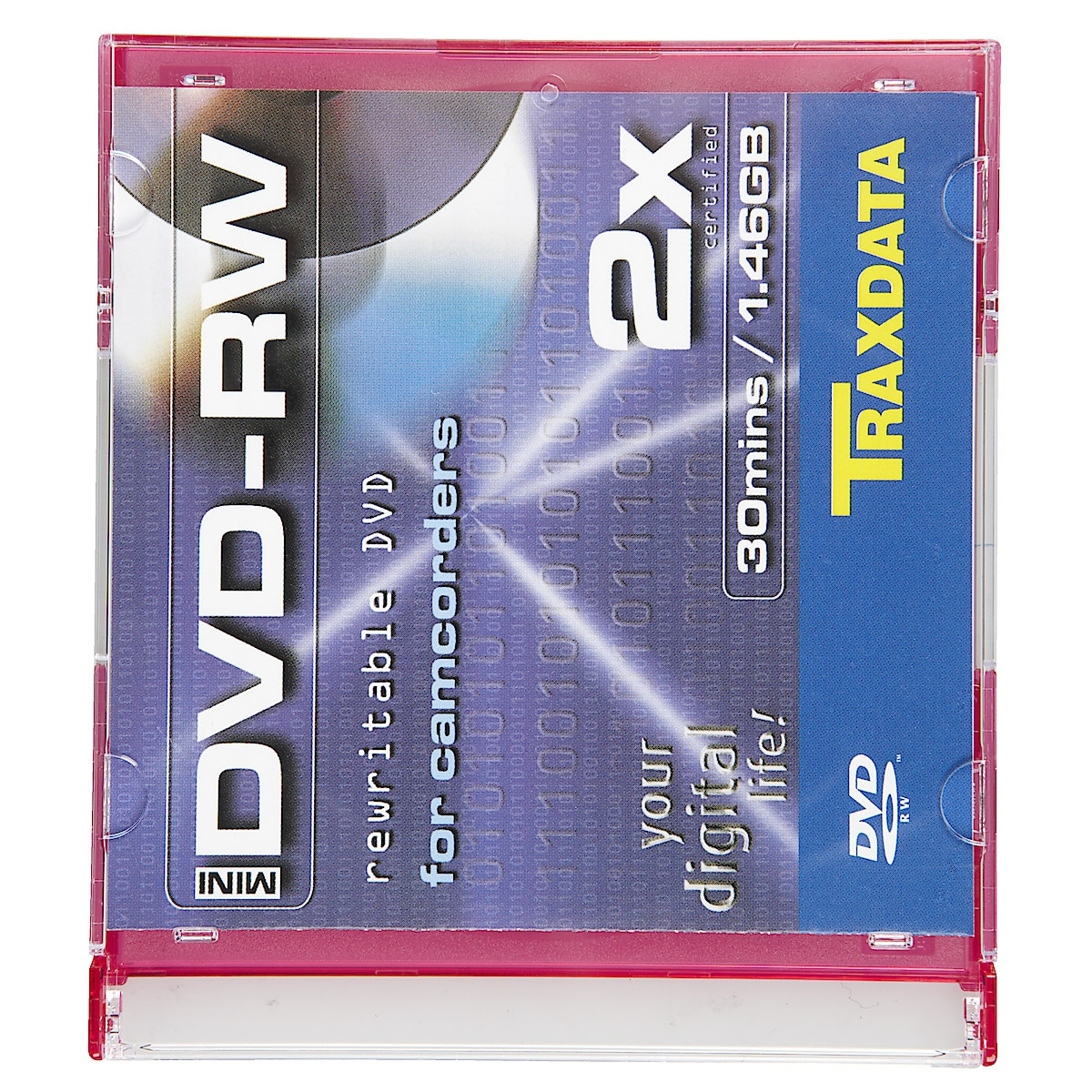 DVD-plate mini, 1.46 GB