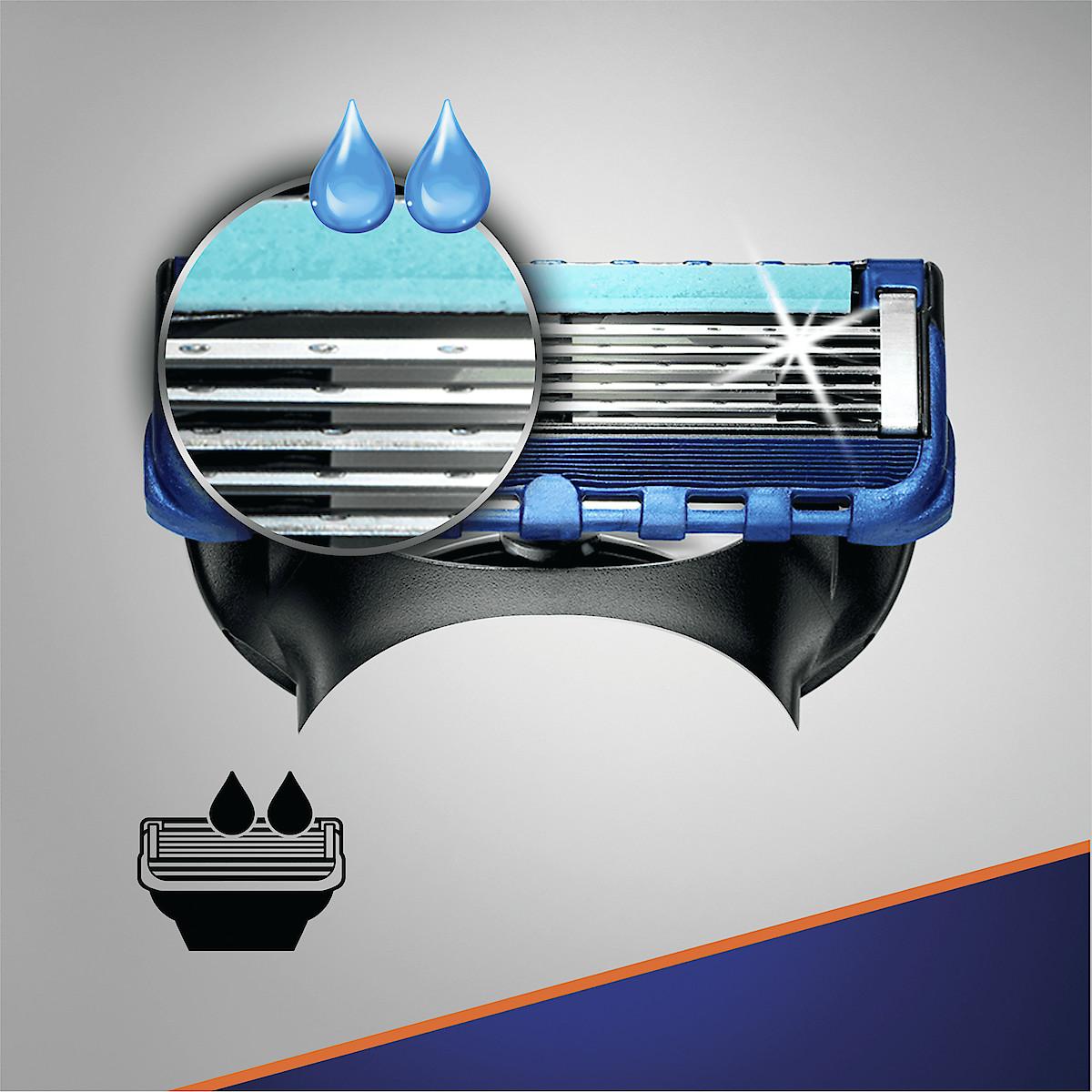 Rakblad Gillette Fusion ProGlide 8-pack