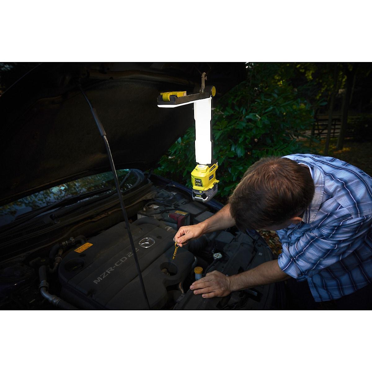 Arbetsbelysning Ryobi R18ALF-0