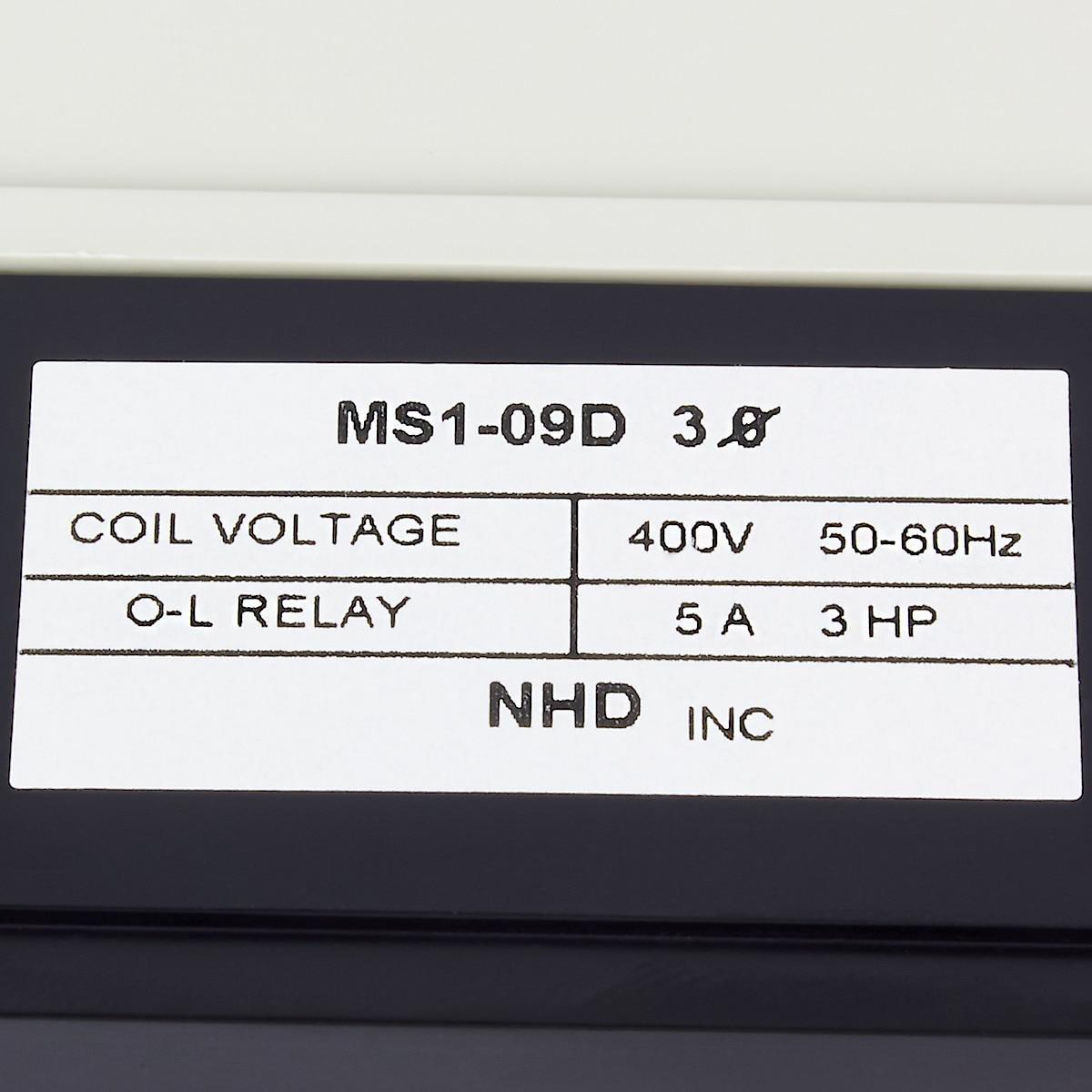 Moottorin varokatkaisin MS1-09D 400 V 3-vaihe