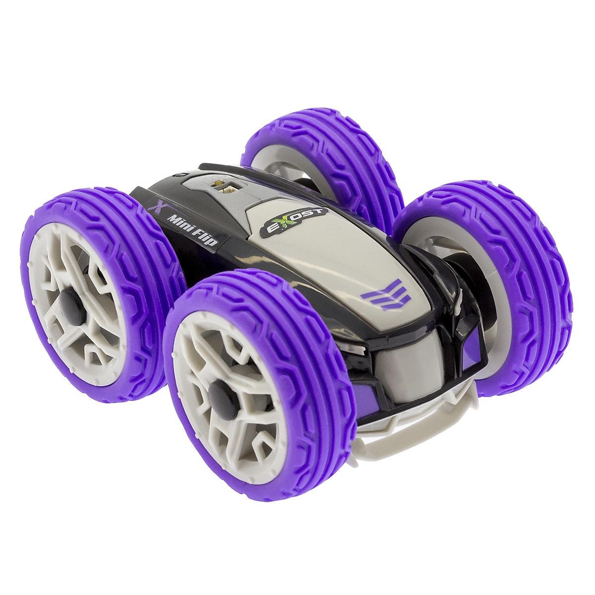 Exost 360 Mini Flip by Silverlit radiostyrt stuntbil
