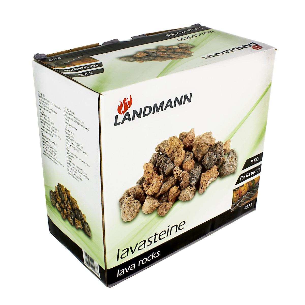 Laavakivi Landmann 3 kg