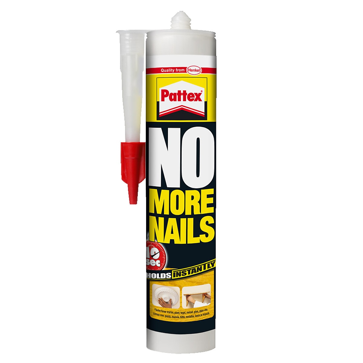 Pattex No More Nails monteringslim