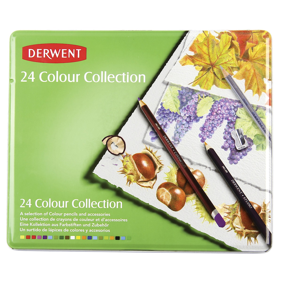 Derwent Coloured Pencil Set