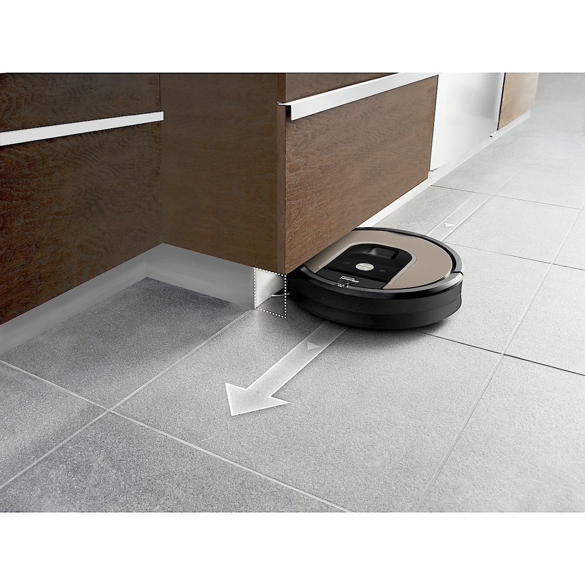 iRobot Roomba 966, robotstøvsuger