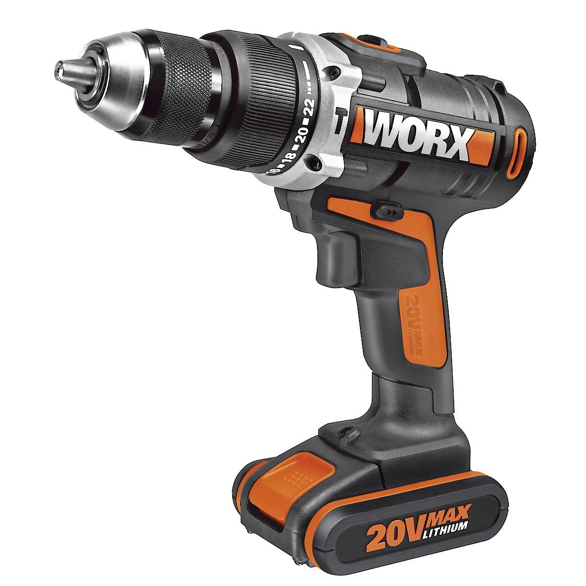 Worx WX372 Hammer Drill Driver