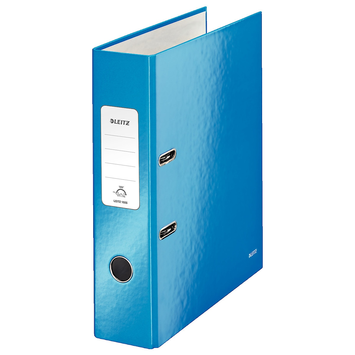 Leitz 180° WOW A4 Lever Arch File, 80 mm