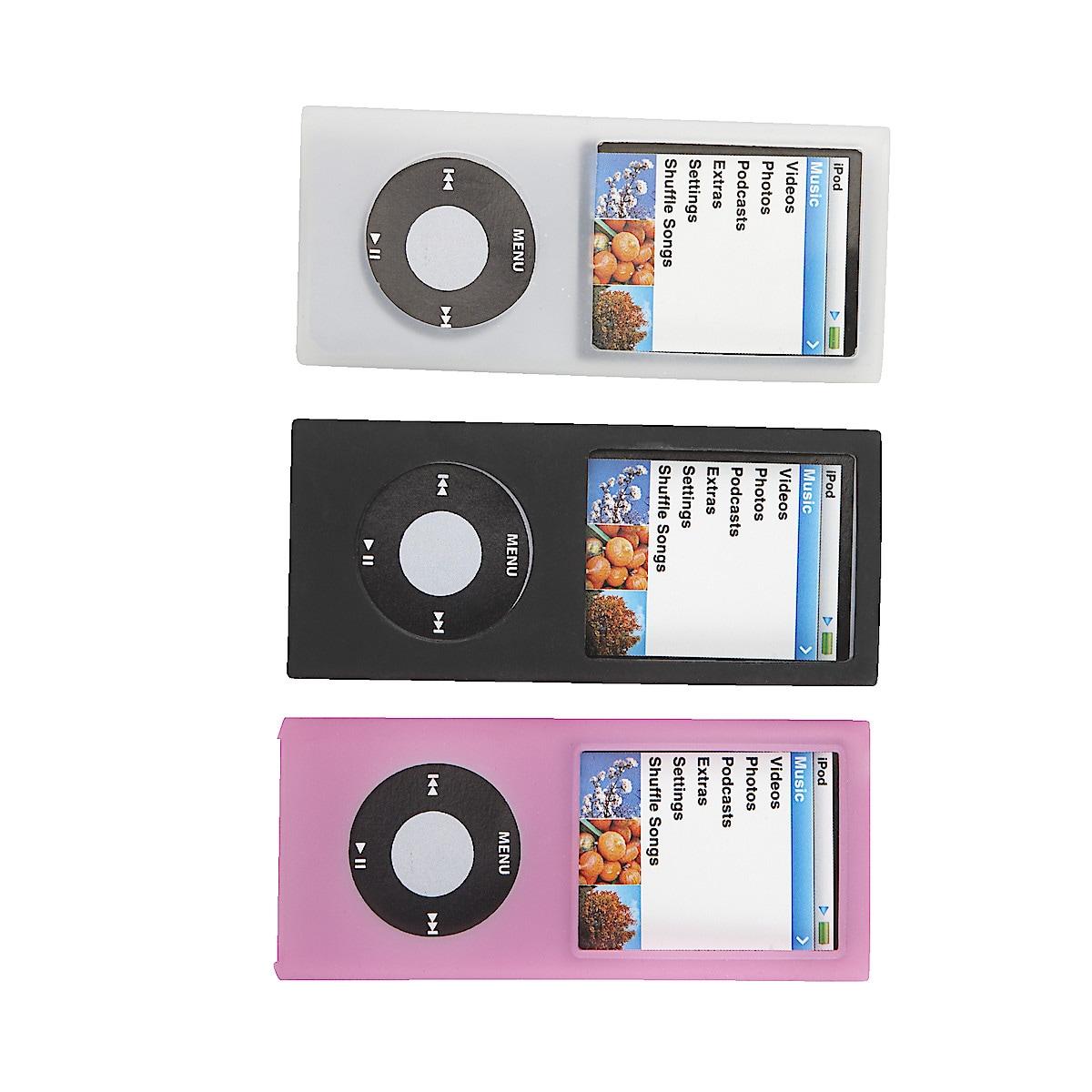 Silikonikotelo iPod nano generation 4:lle