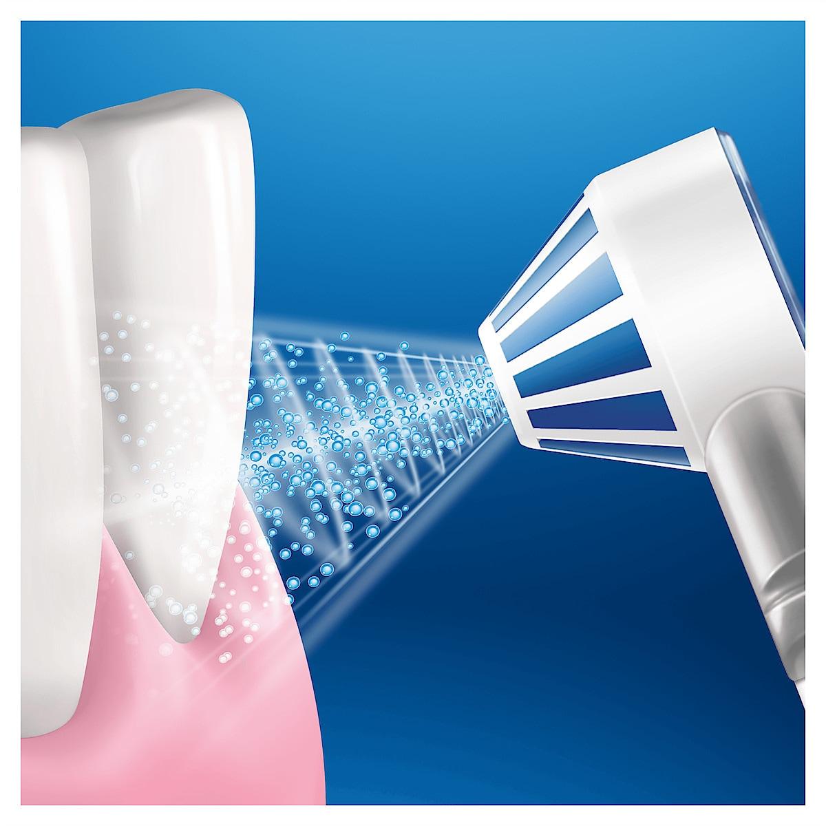 Oral-B AquaCare 4 Water Flosser munndusj