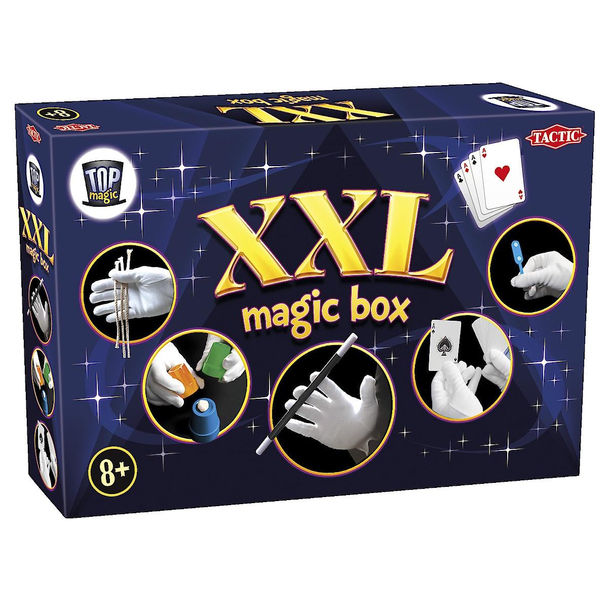 Trollerilåda Top Magic XXL