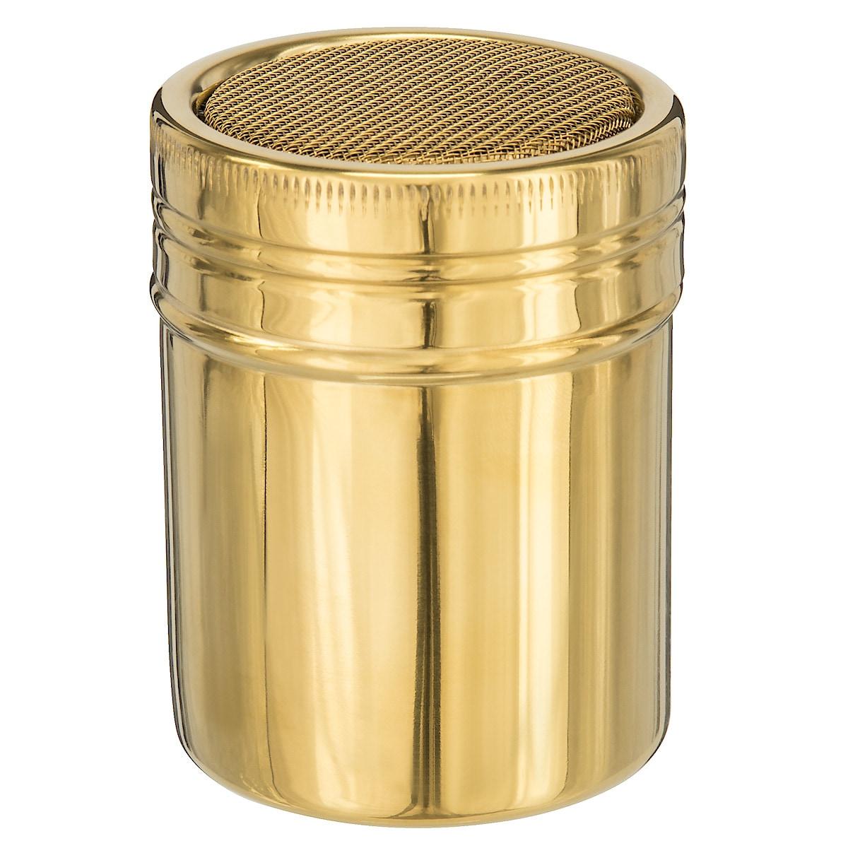 Coline Powder Shaker, Gold