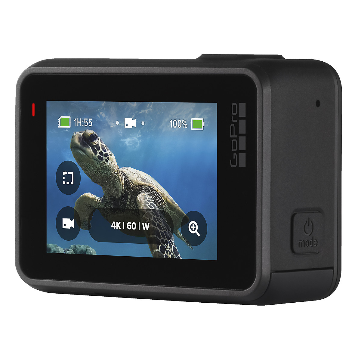 GoPro HERO7 Black, actionkamera