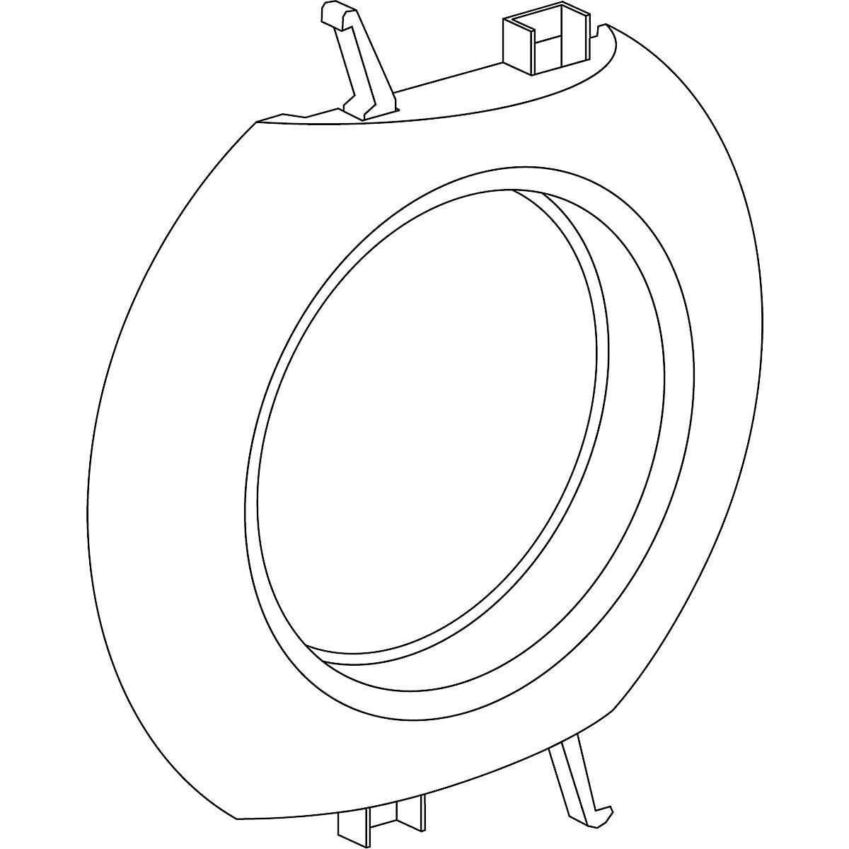 Schneider Renova kombinasjonsrammer