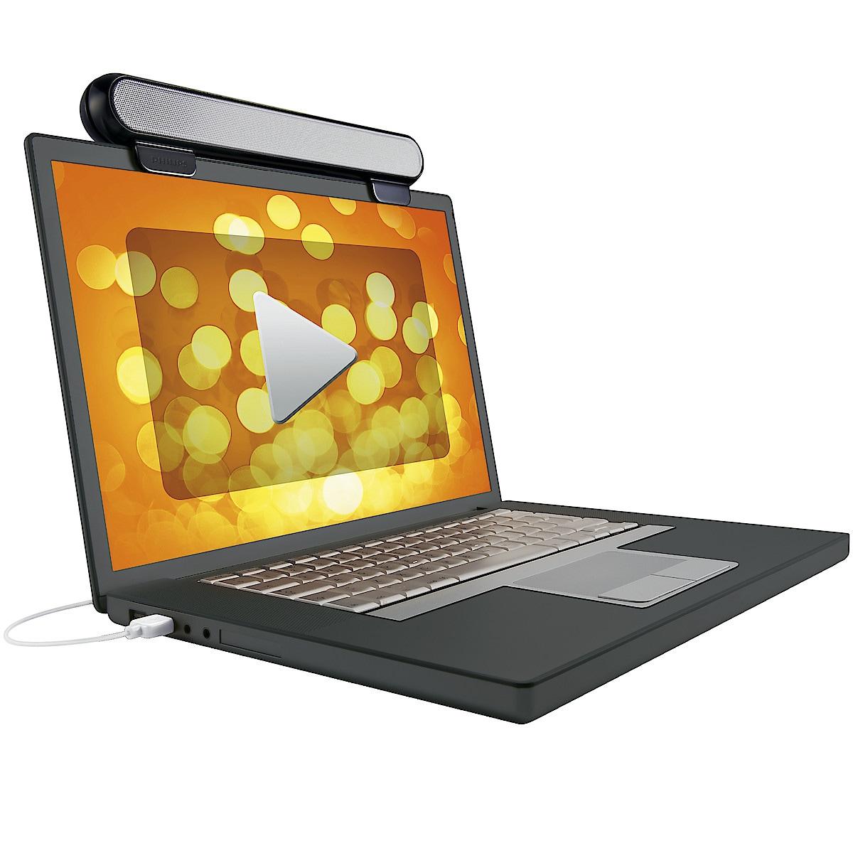 Philips SPA5210 datahøyttaler