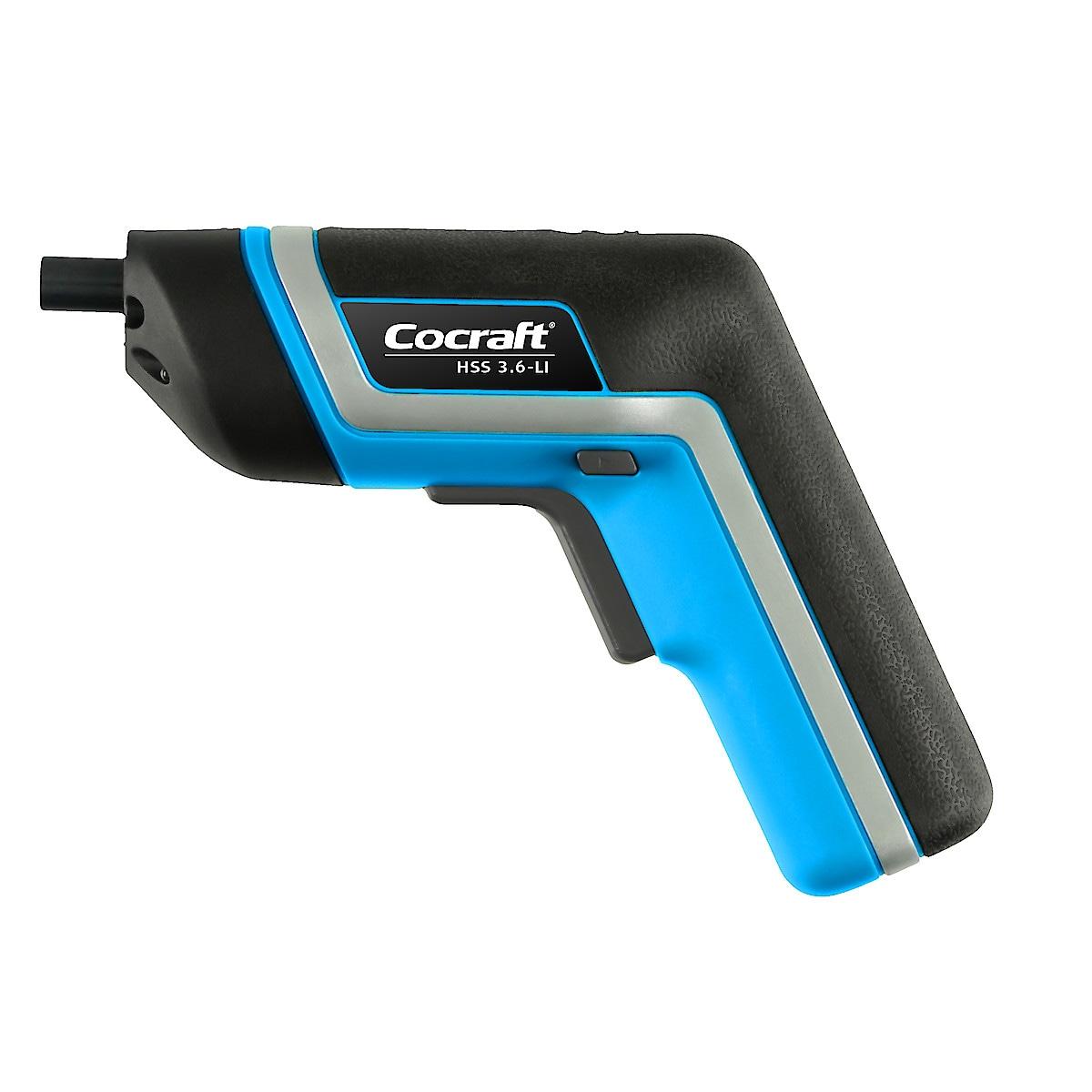 Cocraft HSS 3.6-LI Cordless Screwdriver