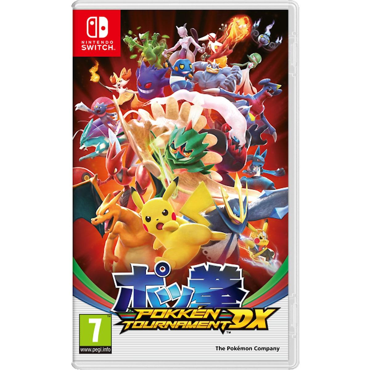 Pokkén Tournament DX spel till Nintendo Switch