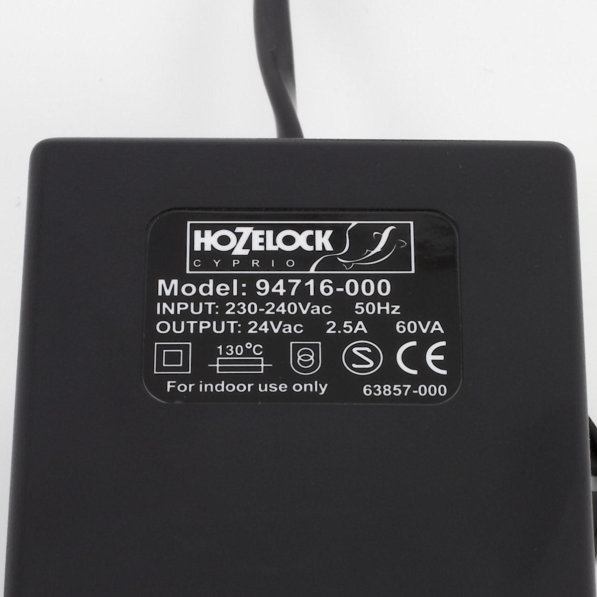 Transformator Hozelock 24V/60VA