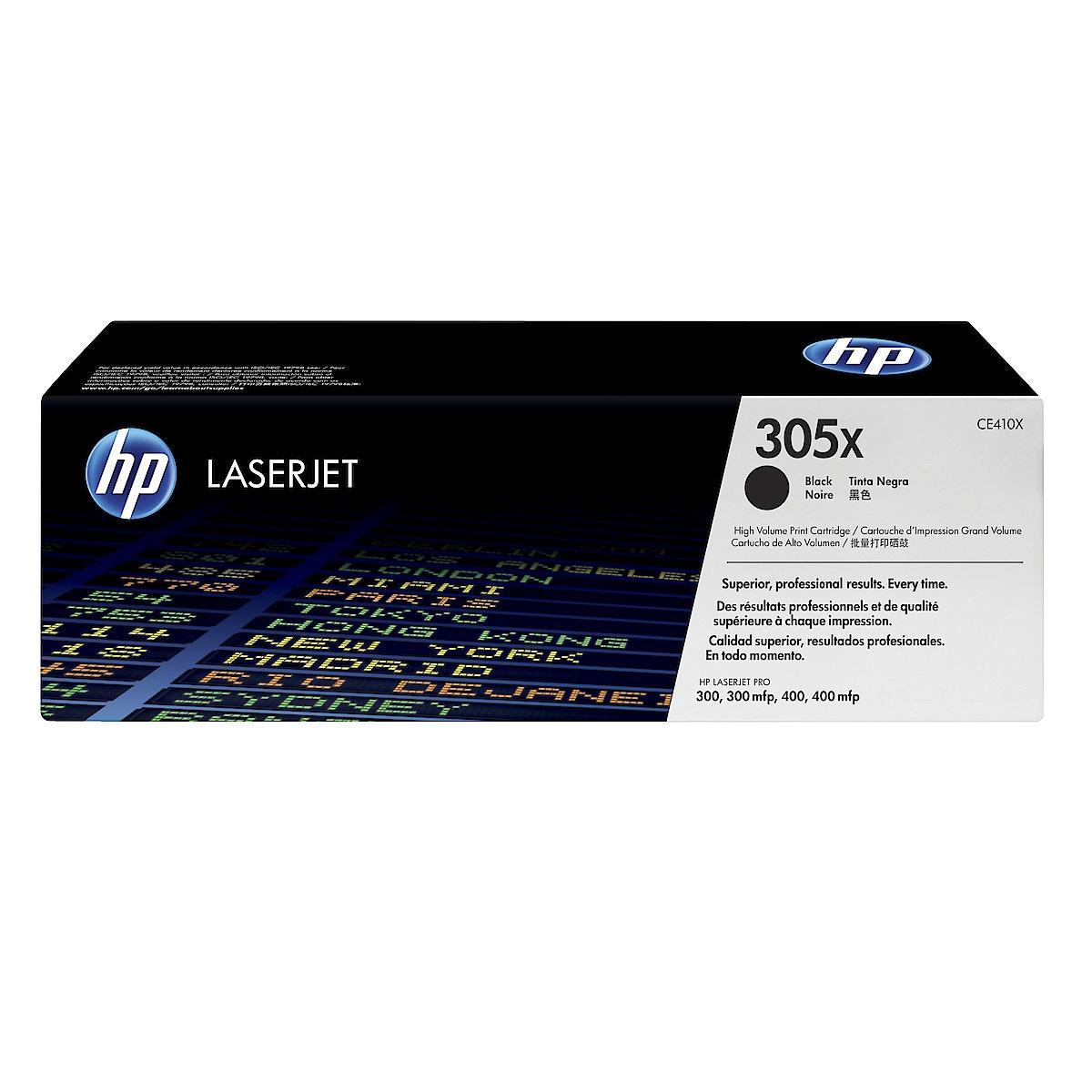 Värikasetti HP 305A