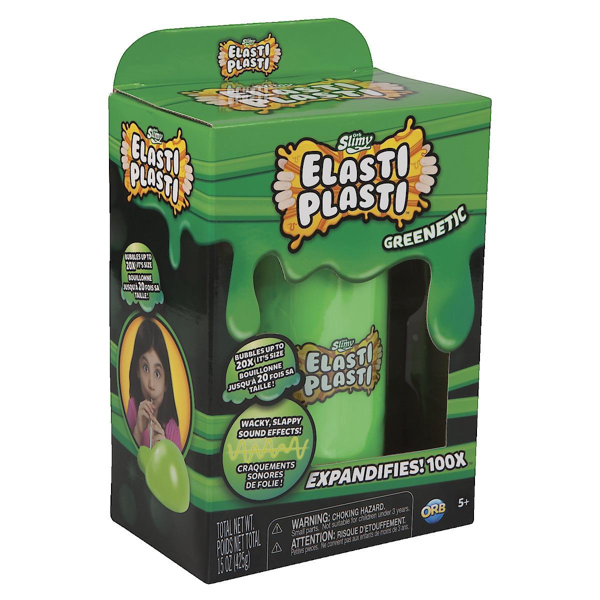 Elastiskt slime Elasti Plasti