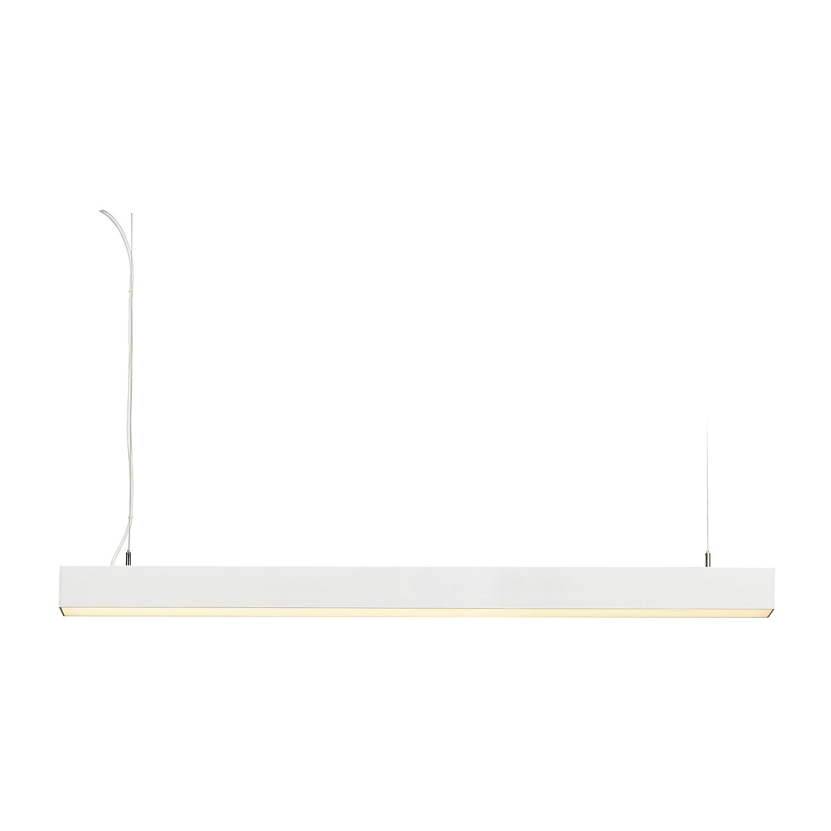 Northlight tak-/benkarmatur Office LED