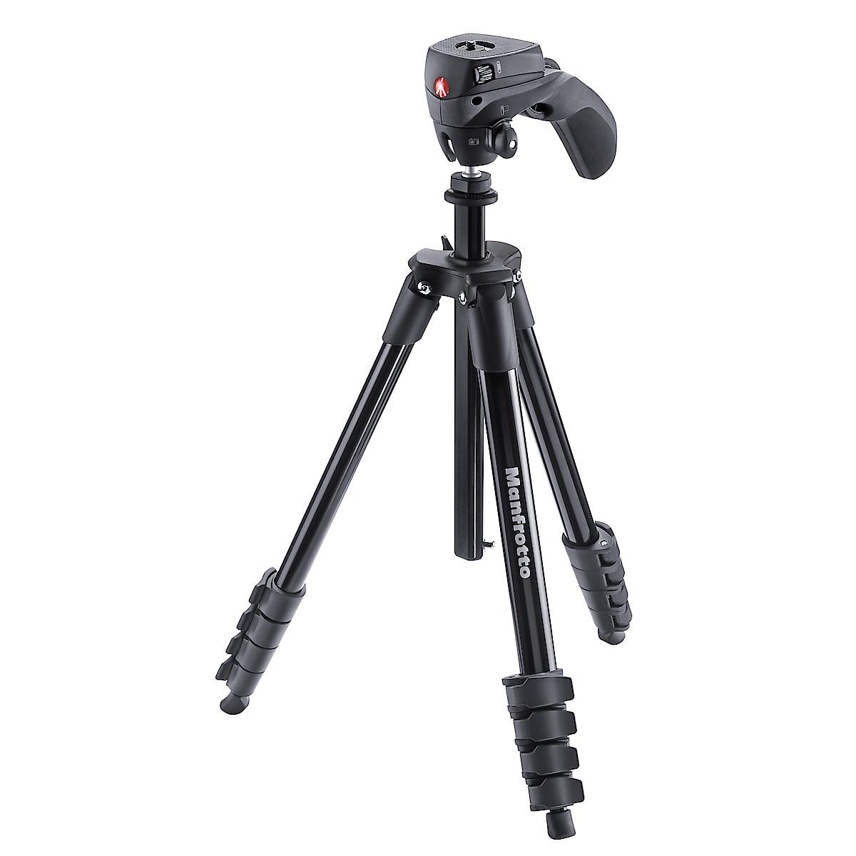 Manfrotto Compact Action kamerastativ