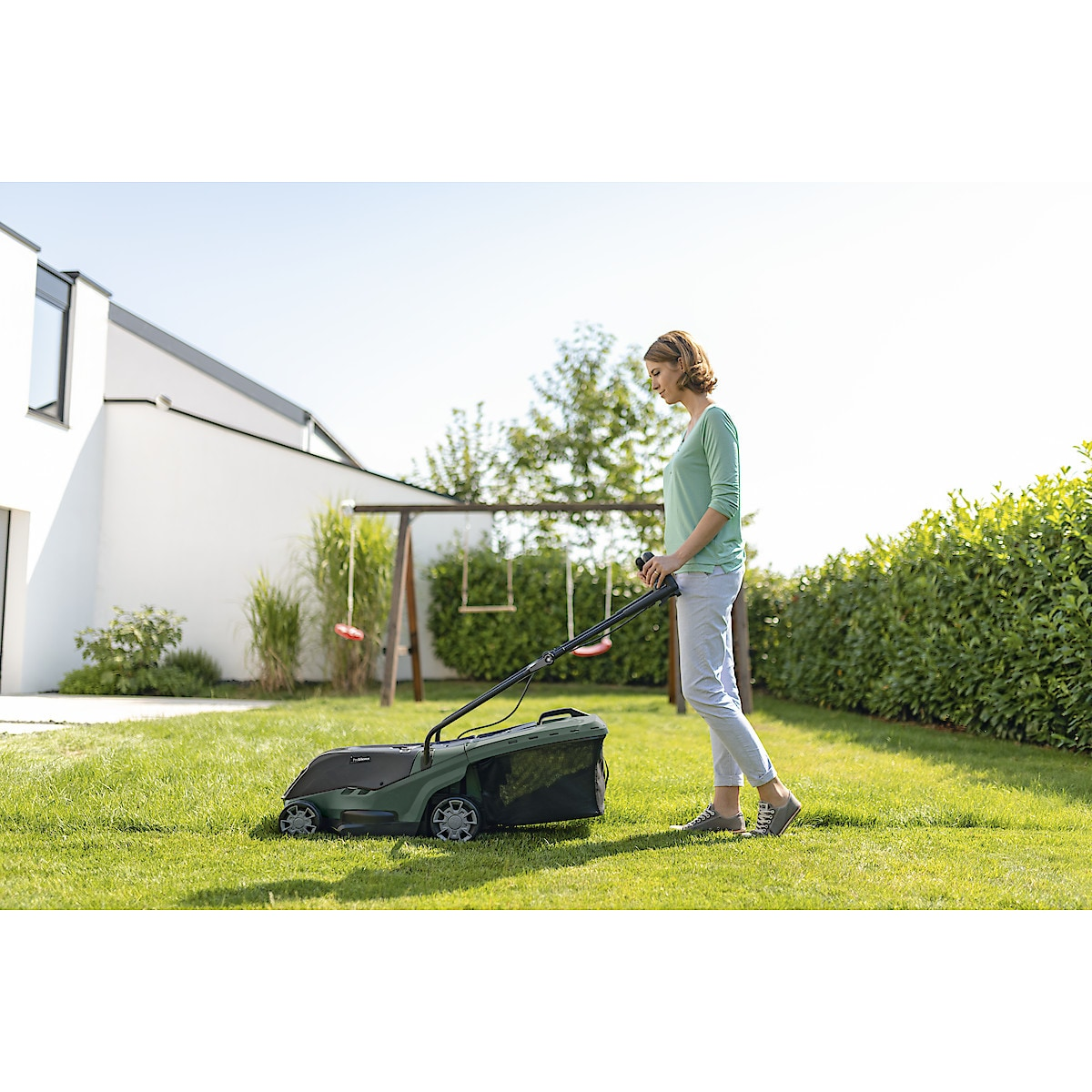 Bosch 36-670, 36 V, gressklipper