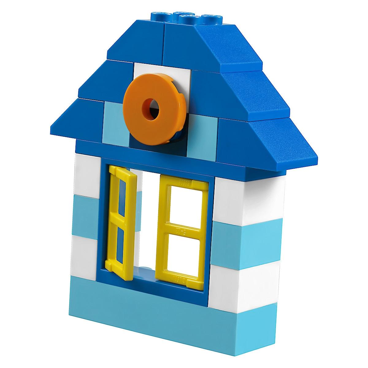 LEGO Classic 10706, Sininen luovuuden laatikko