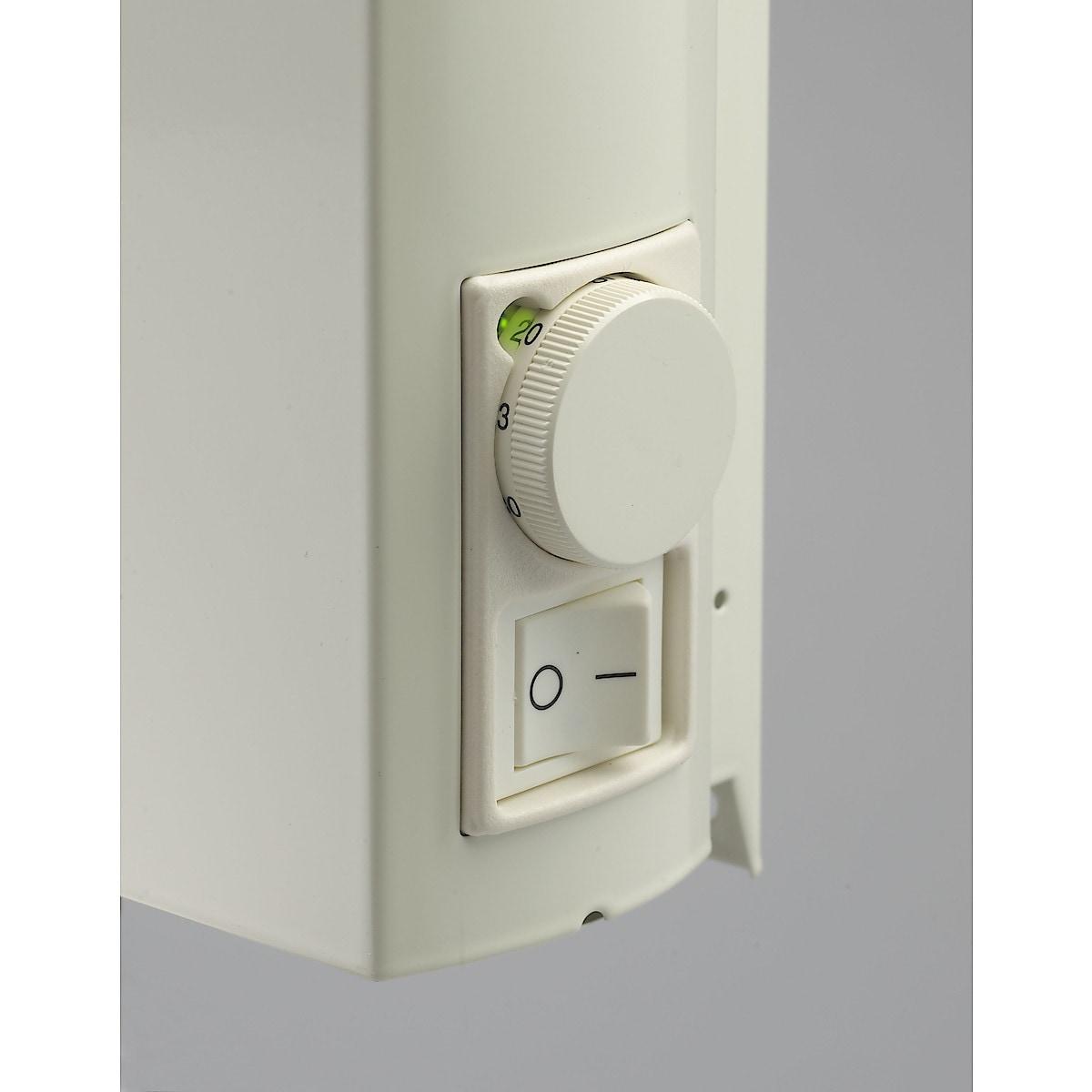 Våtrumselement 600 W 230 V Adax VPS1006