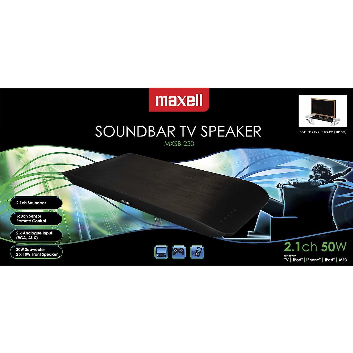 Soundbar Maxell