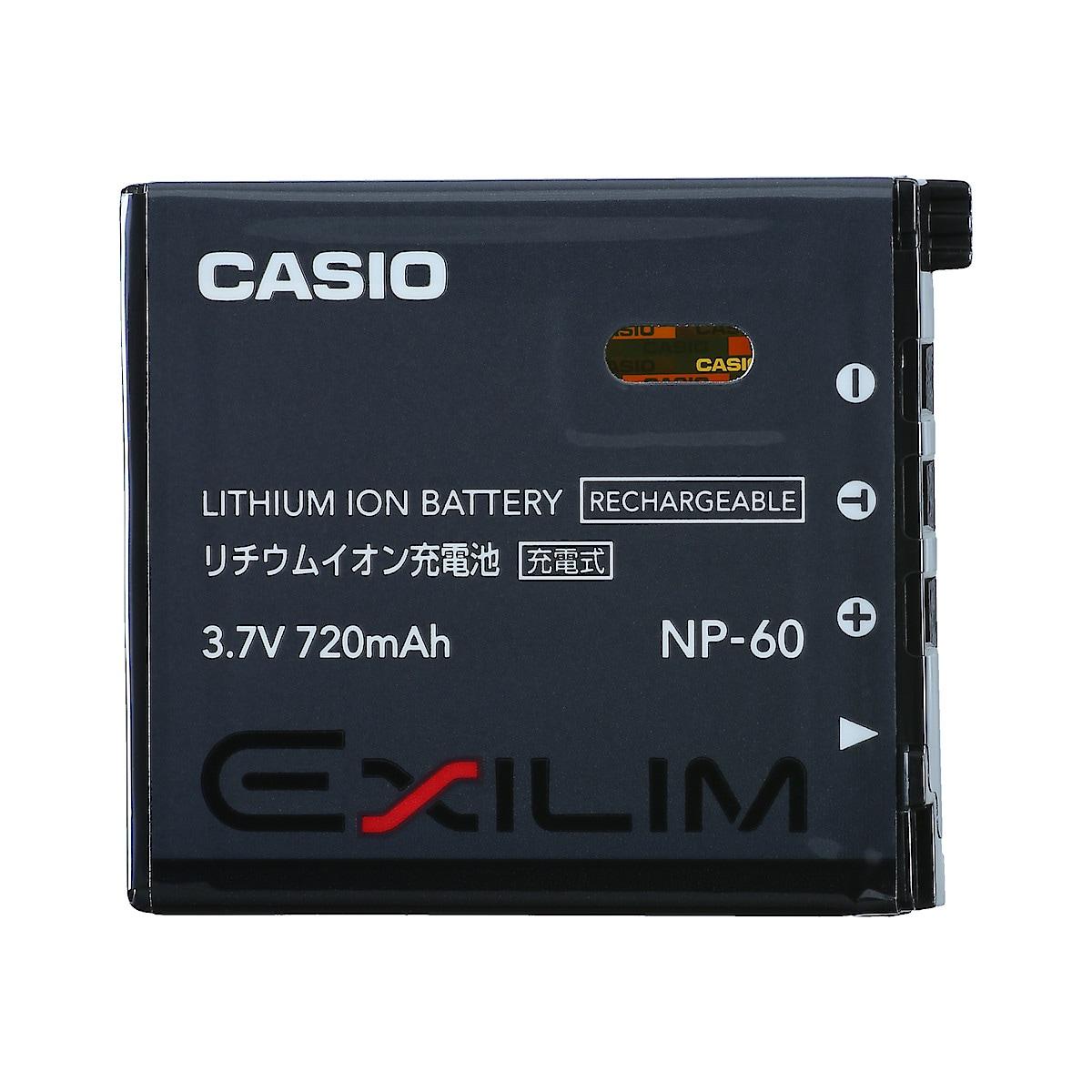 Batteri Casio NP-60