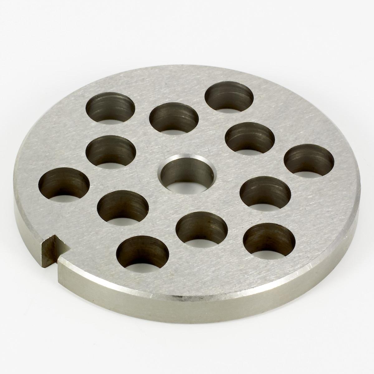 Reikälevy 8 mm Braun