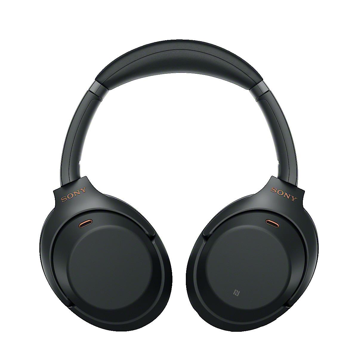 Sony WH-1000XM3 trådløs hodetelefoner m/støyreduksjon