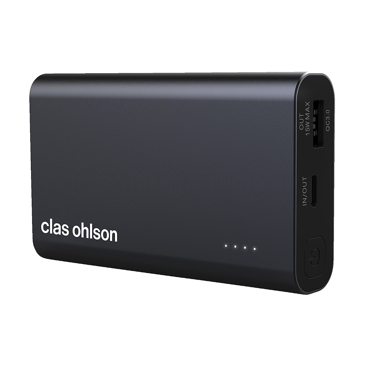 Varavirtalähde USB-C 10050 mAh Clas Ohlson