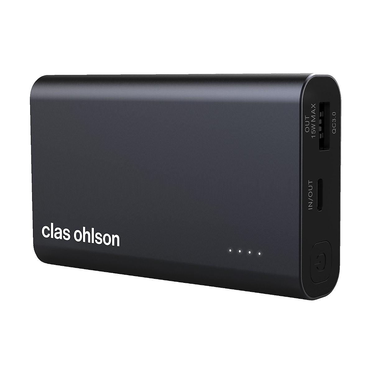 Clas Ohlson USB-C Powerbank 10050 mAh