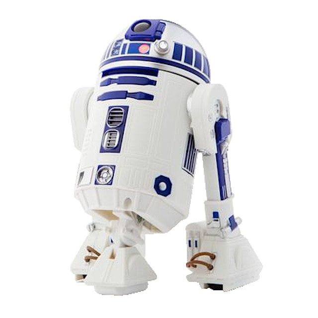 Star Wars Hasbro R2D2 Interactive Robot REPLACEMENT RIGHT LEG SOCKET ASSEMBLY