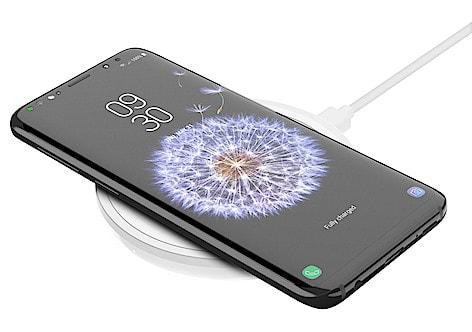 13 bästa bilderna på Qi laddare   Laddare, Iphone 8, Samsung
