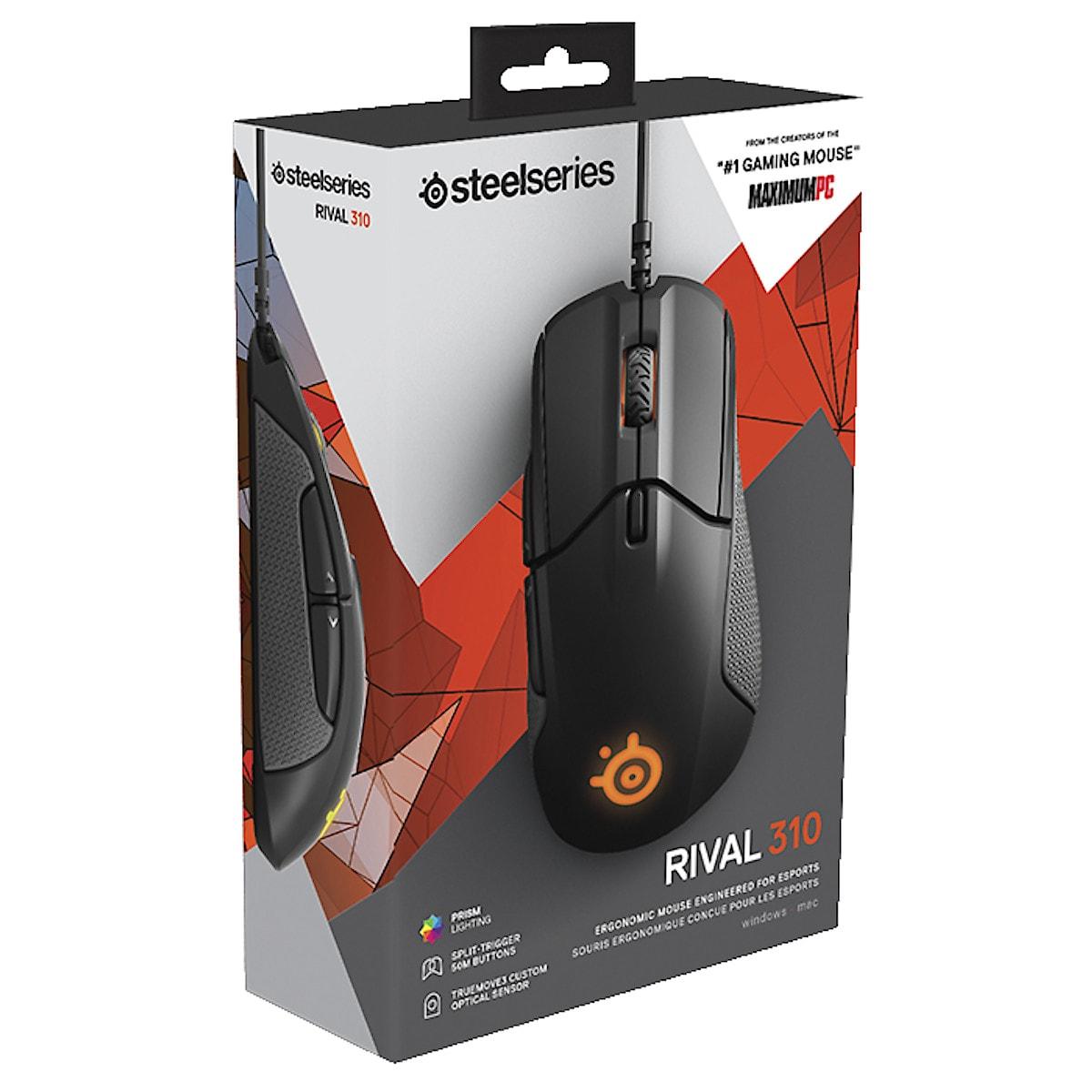 Steelseries Rival 310 gaming-mus