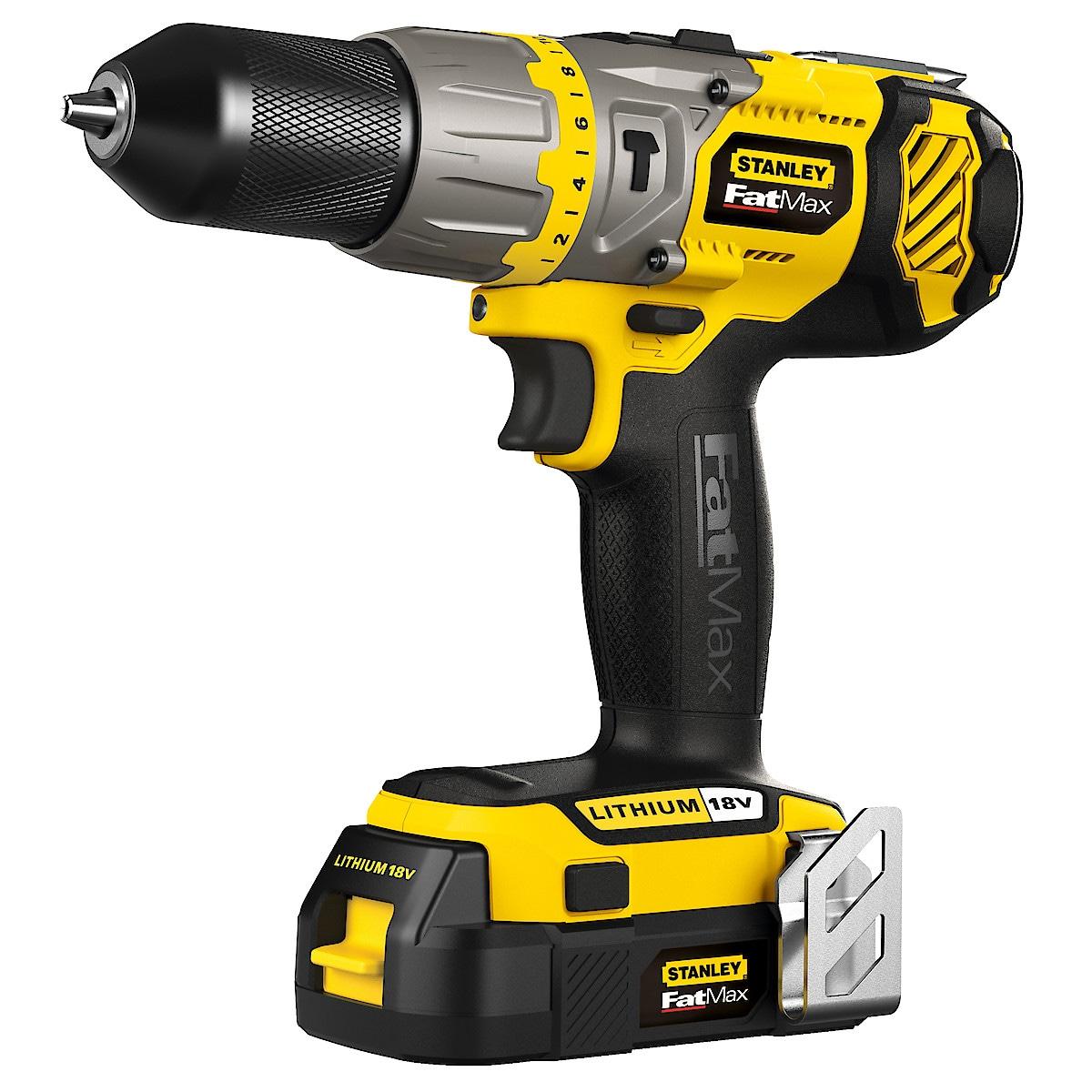 Stanley FatMax FMC620LB, 18 V drill