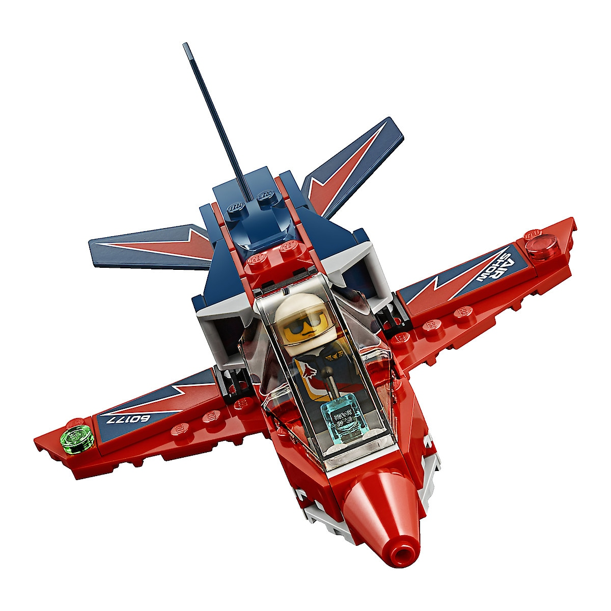 LEGO City Great Vehicles 60177, Airshow Jet