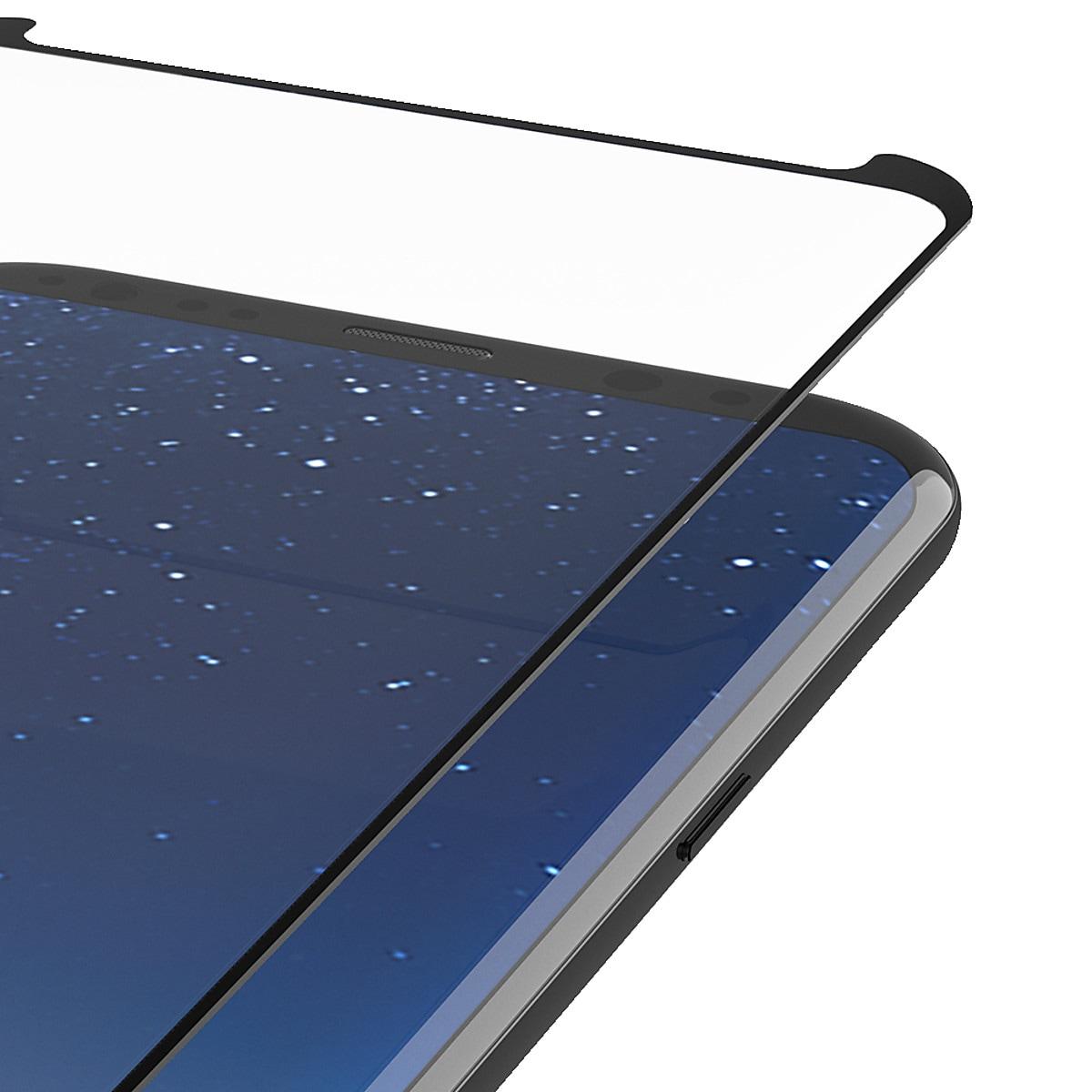 Näytönsuoja Samsung Galaxy S8+, Belkin Screenforce TemperedCurve