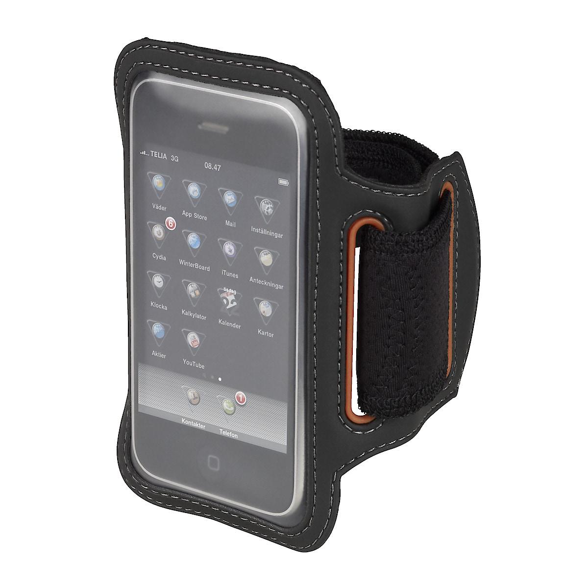 Armhållare för iPhone/iPod touch