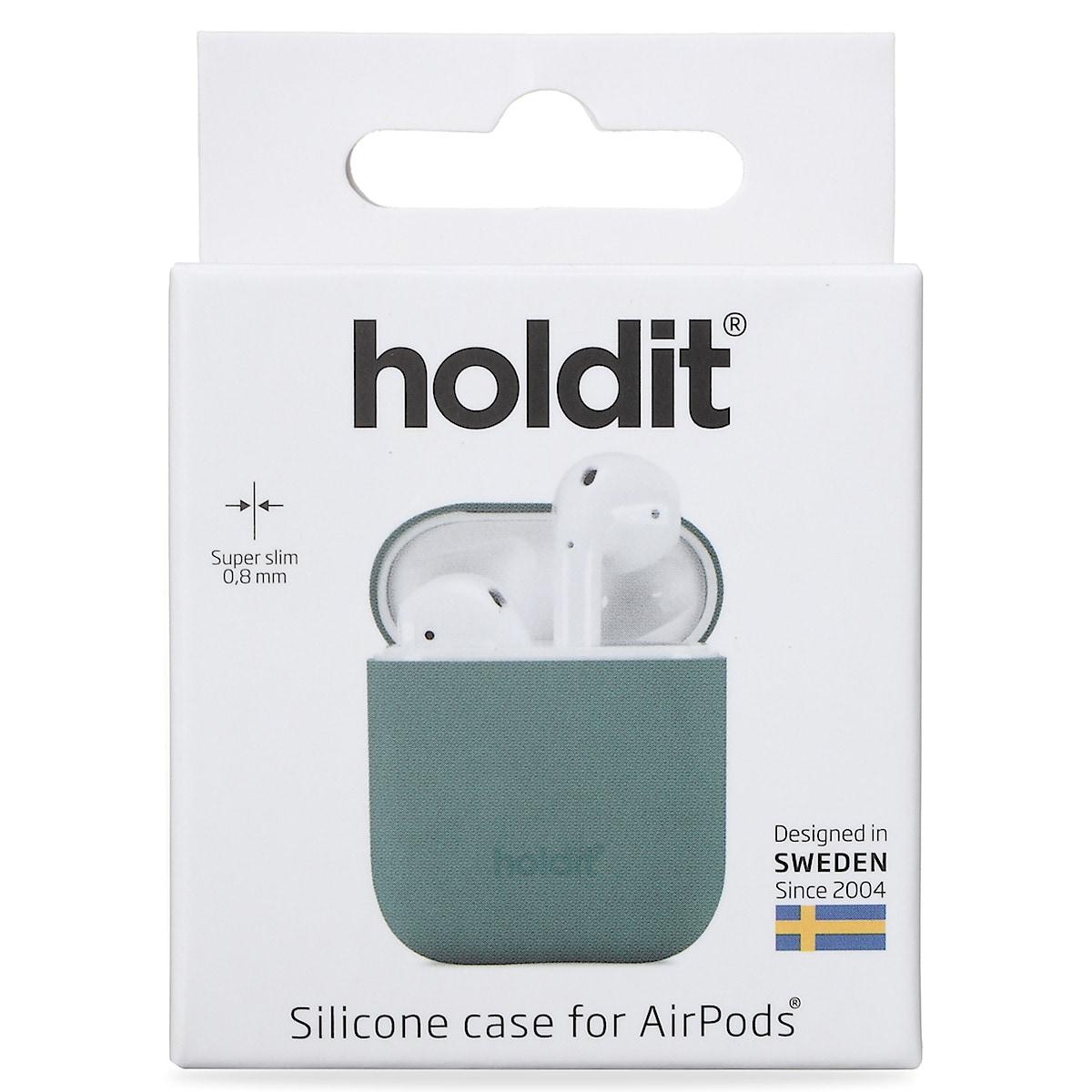 Holdit Nygård silikonfodral för AirPods