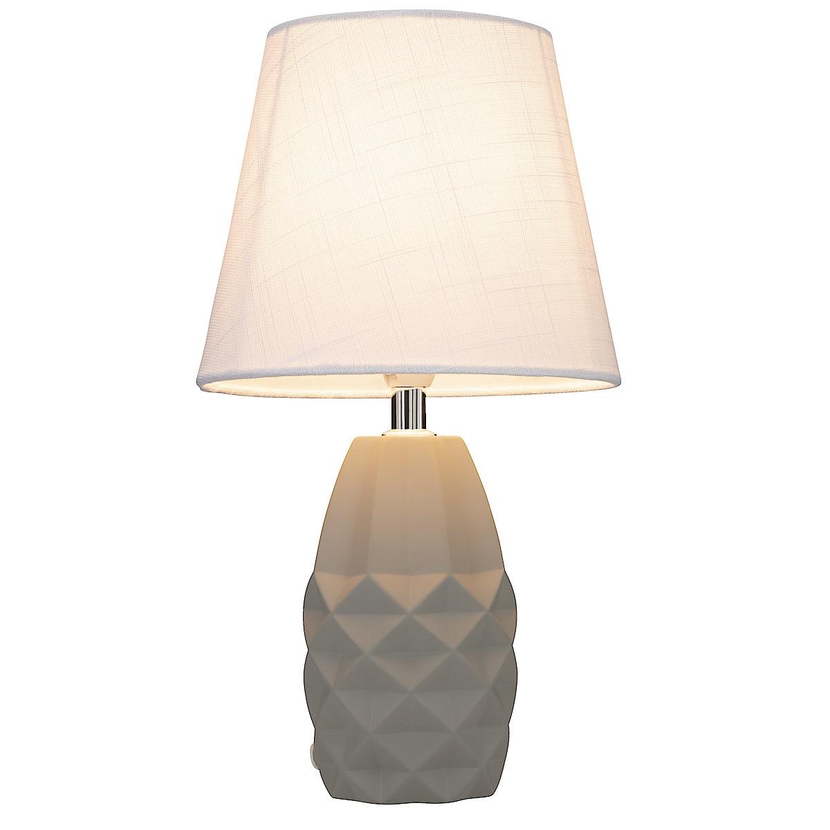 Bordslampa med skärm, höjd 31,5 cm Northlight