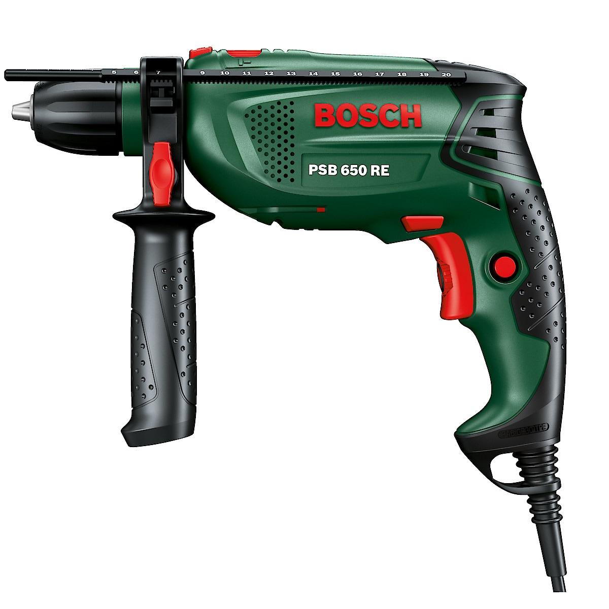 Bosch PSB 650 RE slagbormaskin