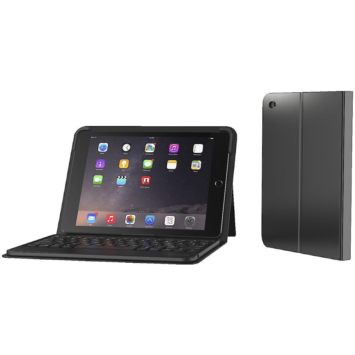 Fodral med tangentbord för iPad Pro 97 Zagg Messenger Folio