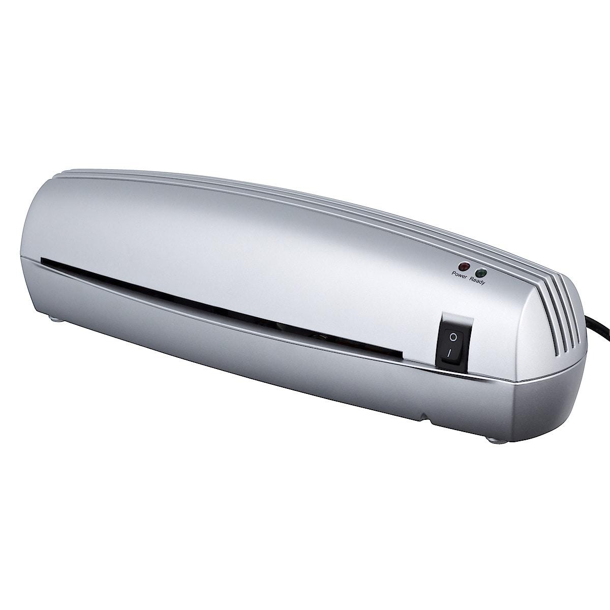Exibel lamineringsmaskin A4 silver