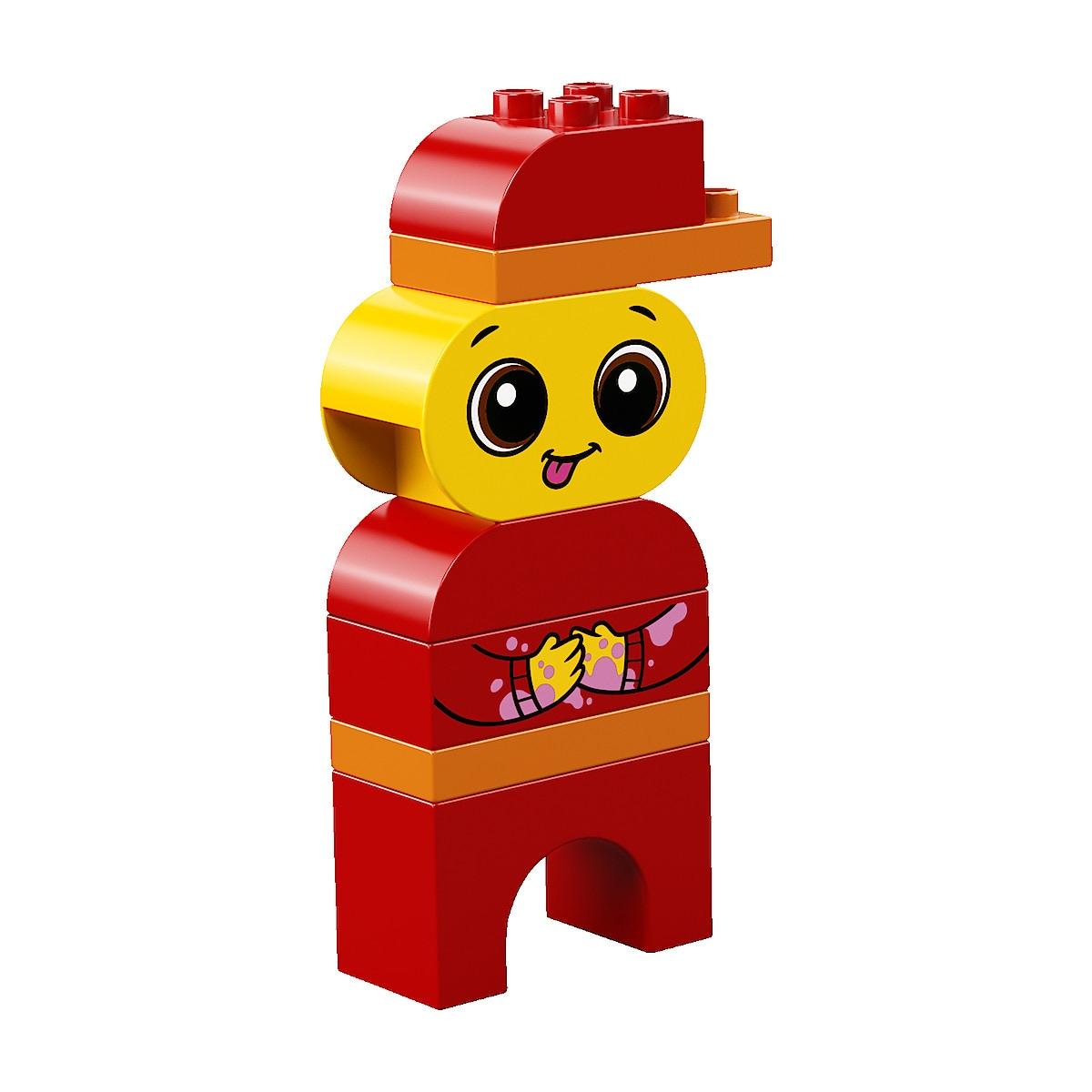 LEGO Duplo 10861, My First Emotions