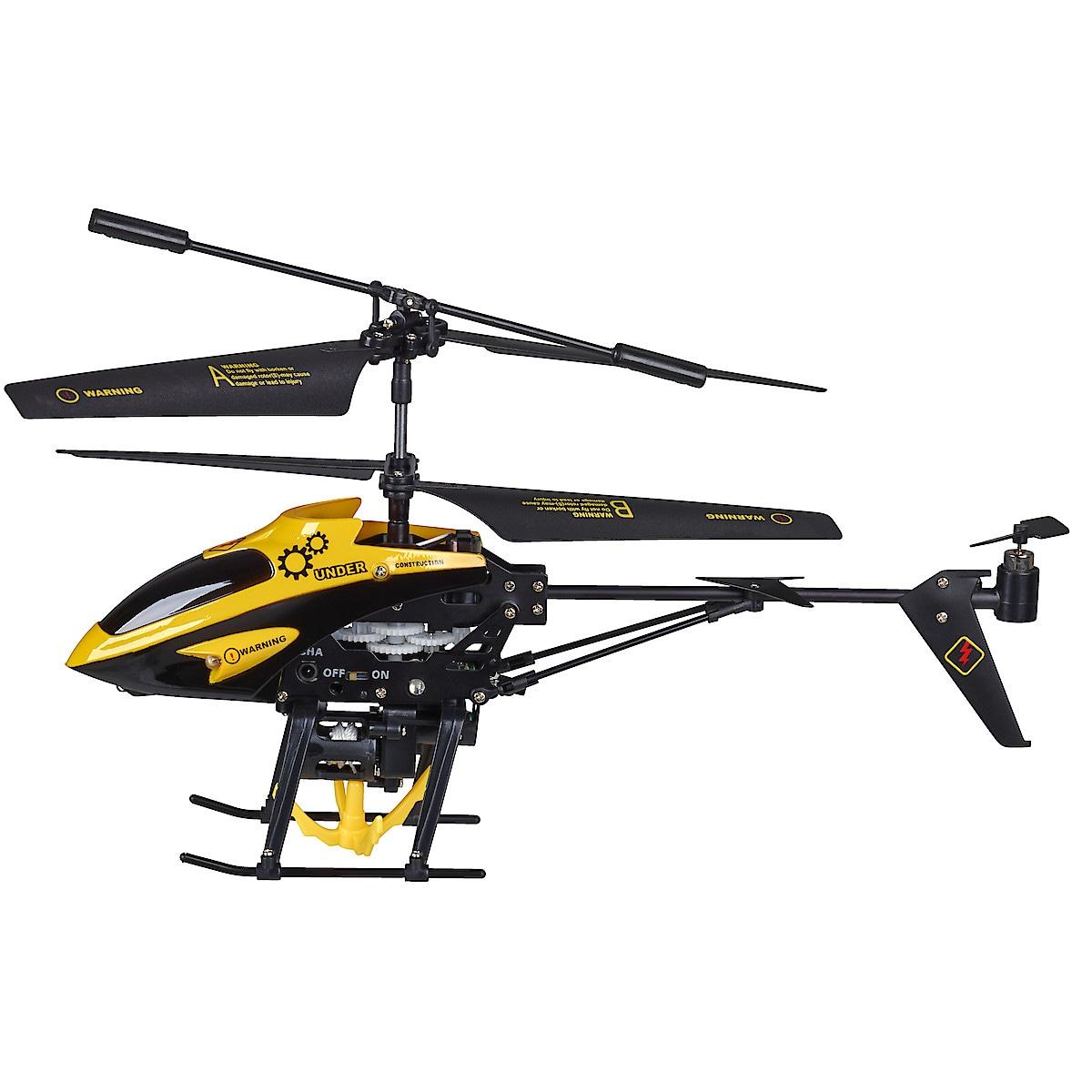 IR-styrd helikopter med vinsch