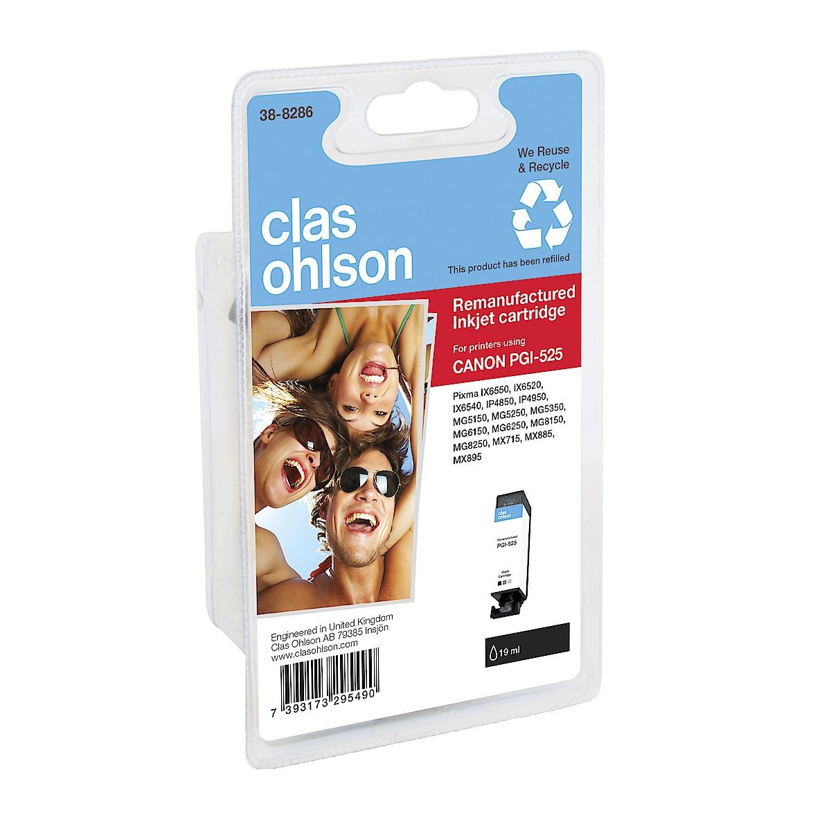 Clas Ohlson Canon PGI-525/CLI-526 Ink Cartridge